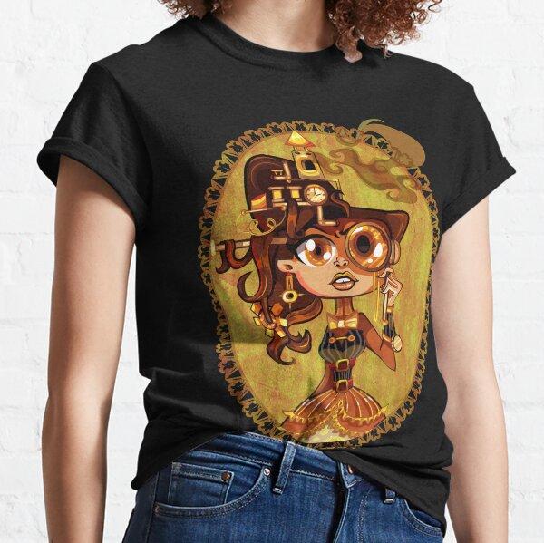 Steampunk Doc Camiseta clásica