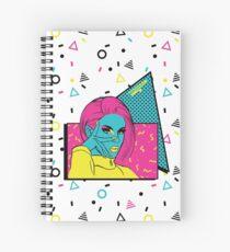 Cuaderno de espiral Katya Zamo