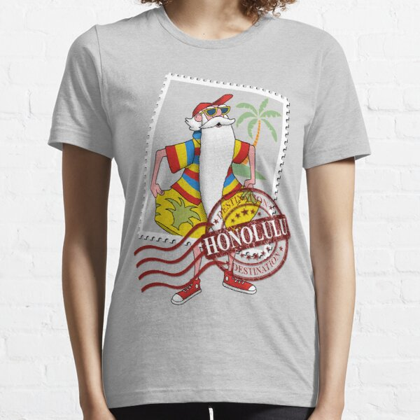 Honolulu Destination T-shirt essentiel