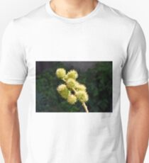 Natural green branch with spikes T-Shirt