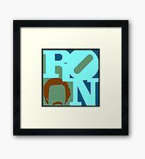 Ron Love (c) Framed Print