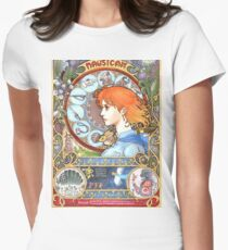 Nausicaa of the valley Women's Fitted T-Shirt