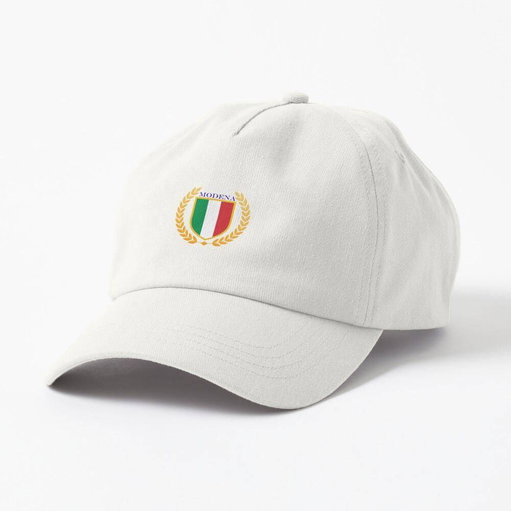 Modena Italy Cap