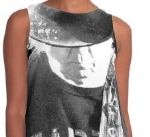 ADS6 Neil Young Earth REBEL CONTENT Tour 2016 Contrast Tank