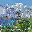In The Meadow by Ingrid Funk