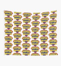 Super Groom Wall Tapestry