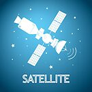 Satelite by belusart