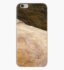 Stone | Topographical Lines iPhone Case