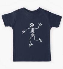 Surprised Skeleton Kids Clothes