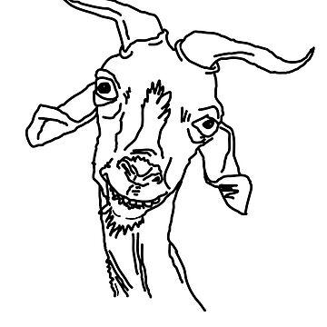 Crazy Goat de laramaktub