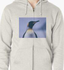 King Penguin Zipped Hoodie