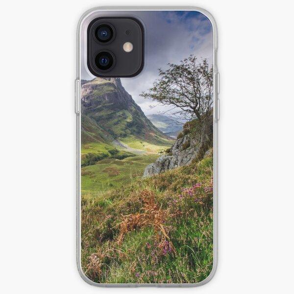 Three Sisters of Glencoe  iPhone Soft Case