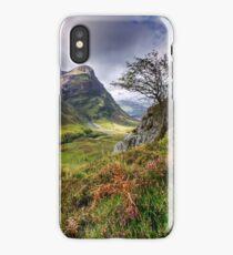 Three Sisters of Glencoe  iPhone Case/Skin