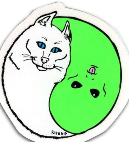 Rip n Dip sticker  Sticker