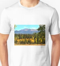 Pikes Peak in Autumn Unisex T-Shirt
