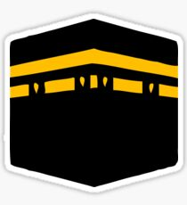 The Kaaba (Qibla) Islam Sticker