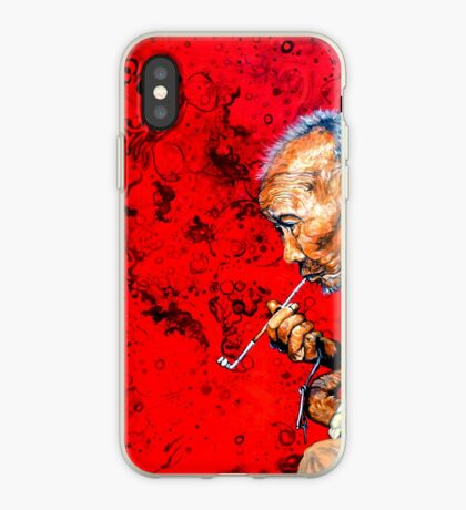 Deep Thoughts iPhone Case