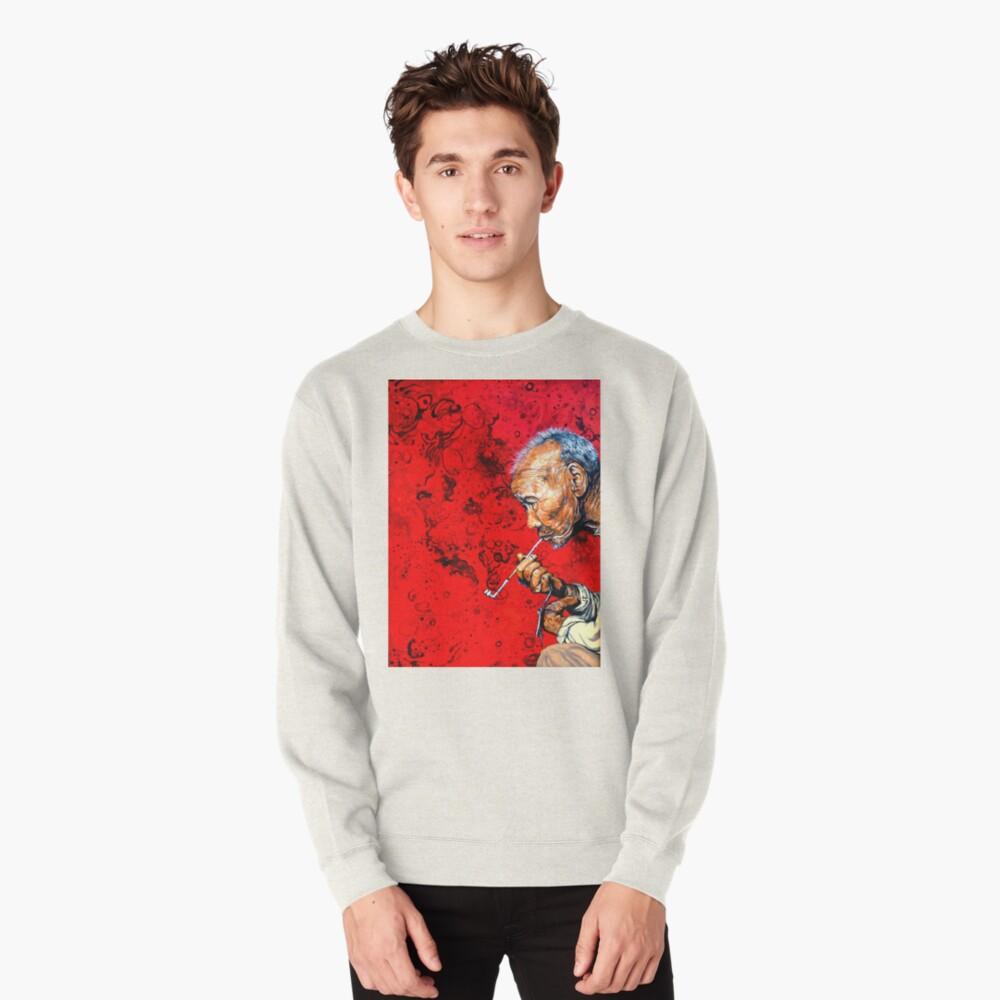 Deep Thoughts Pullover Sweatshirt