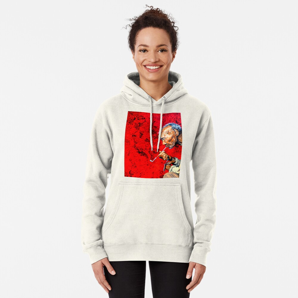 Deep Thoughts Pullover Hoodie