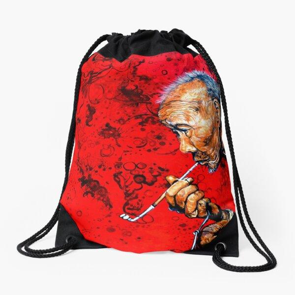 Deep Thoughts Drawstring Bag