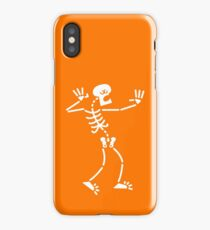 Singing Skeleton iPhone Case