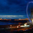 Brighton Pier by James Anderson