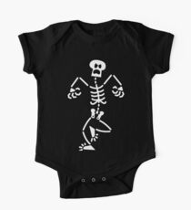Angry Skeleton Kids Clothes