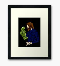 The Muppet Master (version 2) Framed Print