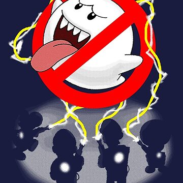 Boo Busters by Paolo87