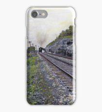 Delaware, Lackawana and Western Railroad - Dansville, NY iPhone Case/Skin