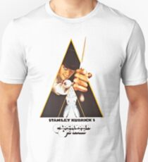 A Clockwork Orange - Stanley Kubrick T-Shirt