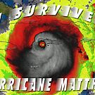 Hurricane Matthew by ayemagine