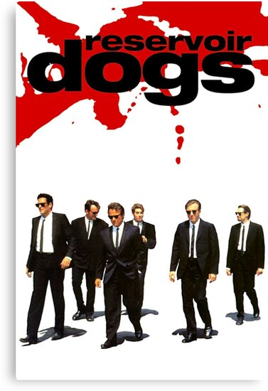 Reservoir Dogs by retropopdisco