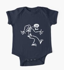 Naughty Skeleton Kids Clothes