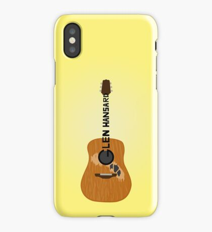 Hansard Guitar iPhone Case