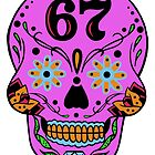 Sugar Skull 67 by wisconsinskinny