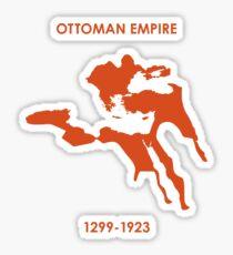 The Ottoman Empire Sticker