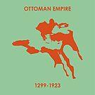 The Ottoman Empire by mehmetikberker