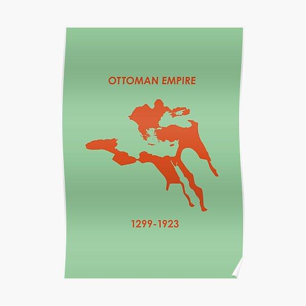 The Ottoman Empire Poster