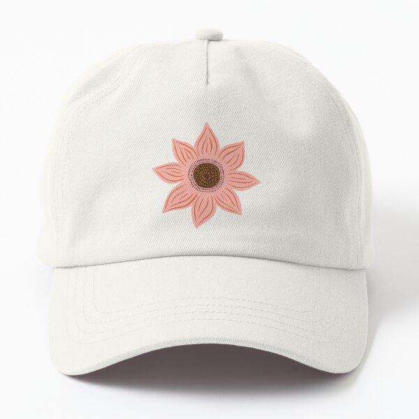 Autumn Floral, Light Dad Hat