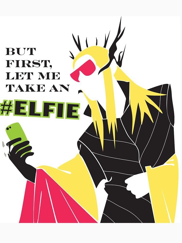 #Elfie | Unisex T-Shirt