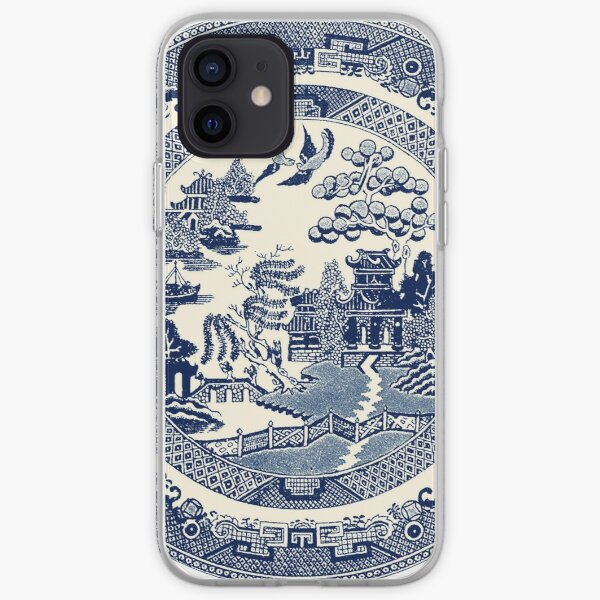 China Blue Willow iPhone Soft Case