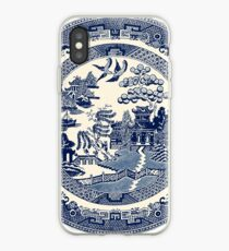 China Blaue Weide iPhone-Hülle & Cover