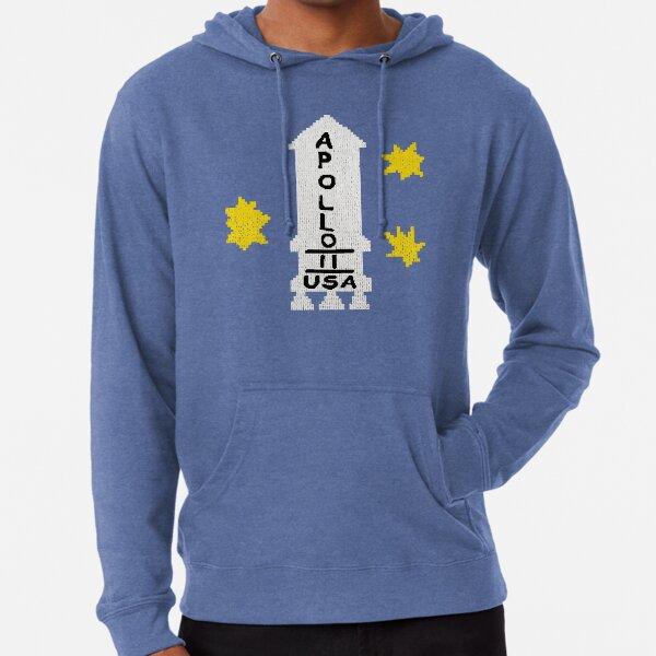 Danny Torrance Apollo 11 Sweater  Lightweight Hoodie