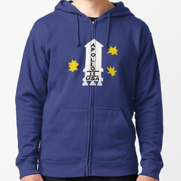 Danny Torrance Apollo 11 Sweater  Zipped Hoodie