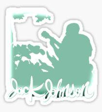 Jack Johnson Tee 2.0 Sticker