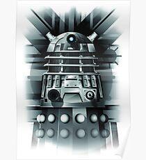 Dalek- Dr who Poster