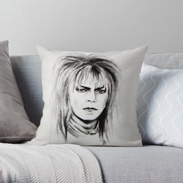 Jareth ~ The Goblin King Throw Pillow