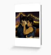 Emotional support greeting cards redbubble emotions greeting card m4hsunfo