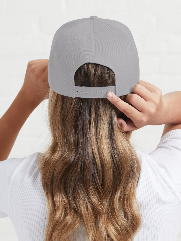 Alternate view of Touch of Grey Cap
